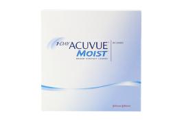Acuvue 1-Day Moist 1x90 Tageslinsen, Johnson & Johnson