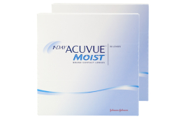 Acuvue 1-Day Moist 2x90 Tageslinsen, Johnson & Johnson