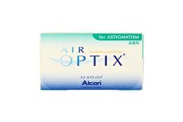 Air Optix(Astigm) 1x3 Monatslinsen, Alcon / Ciba Vision