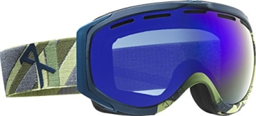 Anon Herren Snowboardbrille Hawkeye, Zip/Blue Cobalt, 10765101363 - 1