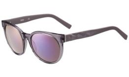 Boss Orange Für Frau 0236 Mauve / Grey, Violet Mirror Kunststoffgestell Sonnenbrillen - 1