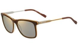 Boss Orange Für Mann 0229 Khaki / Orange / Powder / Copper Mirror Kunststoffgestell Sonnenbrillen - 1