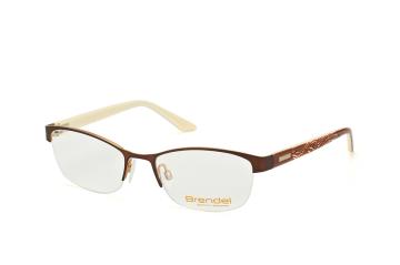Brendel 902130 60, Trapezoid Brillen, Braun