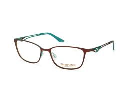 Brendel 902156 60, Trapezoid Brillen, Braun