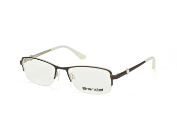 Brendel 902175 30, Rectangle Brillen, Dunkelgruen