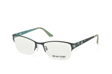 Brendel 902190 30, Trapezoid Brillen, Oliv