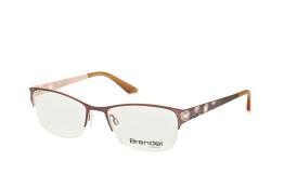 Brendel 902190 60, Trapezoid Brillen, Rosa