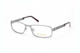 Brendel 902535 30, Rectangle Brillen, Silber