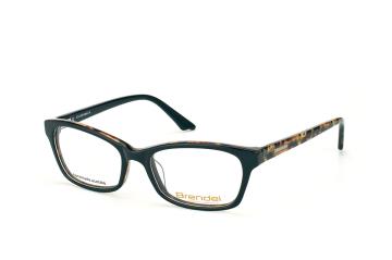 Brendel 903023 10, Oval Brillen, Braun