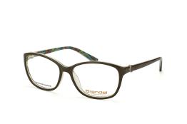 Brendel 903028 60, Oval Brillen, Braun