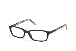 Burberry BE 2073 3164, Oval Brillen, Grau