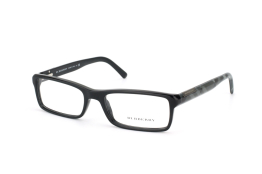 Burberry BE 2085 3001, Rectangle Brillen, Dunkelgrau