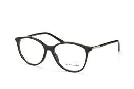 Burberry BE 2128 3001, Round Brillen, Schwarz