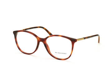 Burberry BE 2128 3316, Round Brillen, Havana