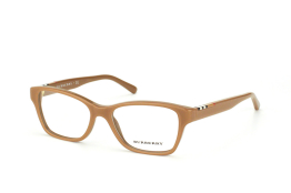 Burberry BE 2144 3423, Rectangle Brillen, Beige