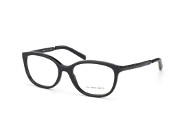 Burberry BE 2148 Q 3001, Oval Brillen, Schwarz