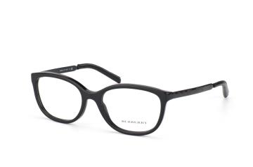 Burberry BE 2148 Q 3001, Oval Brillen, Schwarz
