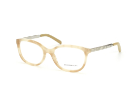 Burberry BE 2148 Q 3427, Oval Brillen, Silber