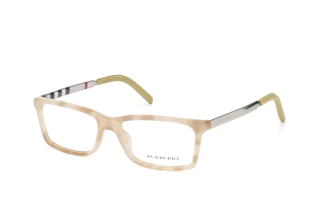 Burberry BE 2159Q 3427, Rectangle Brillen, Silber