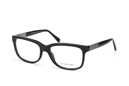 Burberry BE 2164 3001, Oval Brillen, Schwarz