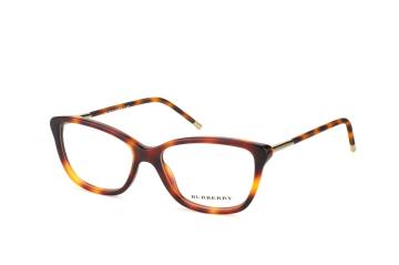 Burberry BE 2170 3316, Trapezoid Brillen, Braun
