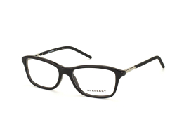 Burberry BE 2174 3001, Oval Brillen, Schwarz