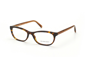 Burberry BE 2180 3506, Oval Brillen, Braun
