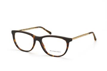 Burberry BE 2189 3002, Oval Brillen, Goldfarben