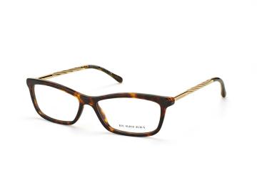 Burberry BE 2190 3002, Oval Brillen, Goldfarben
