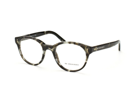 Burberry BE 2194 3533, Oval Brillen, Grau