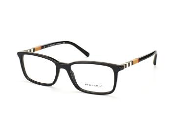 Burberry BE 2199 3001, Rectangle Brillen, Braun