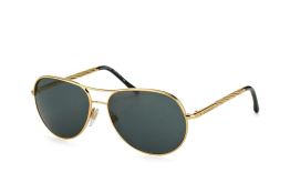 Burberry BE 3082 1210/87, Aviator Sonnenbrillen, Goldfarben