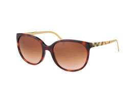 Burberry BE 4146 3407/13, Butterfly Sonnenbrillen, Goldfarben