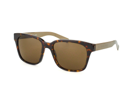 Burberry BE 4148 3002/73, Rectangle Sonnenbrillen, Dunkelgrau