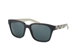 Burberry BE 4148 3406/87, Rectangle Sonnenbrillen, Silber