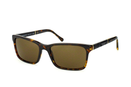 Burberry BE 4162 3002/73, Rectangle Sonnenbrillen, Braun