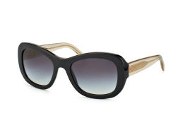 Burberry BE 4189 3507/8G, Butterfly Sonnenbrillen, Goldfarben