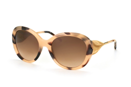 Burberry BE 4191 350113, Butterfly Sonnenbrillen, Goldfarben
