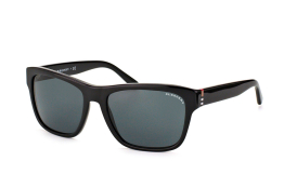 Burberry BE 4194 3001/87, Rectangle Sonnenbrillen, Schwarz