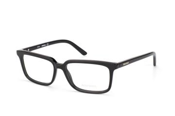 Diesel DL 5067/v 001, Rectangle Brillen, Schwarz
