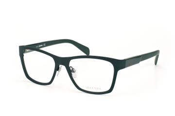 Diesel DL 5081/v 002, Trapezoid Brillen, Dunkelgruen