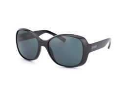 Dkny DY 4102 300187, Rectangle Sonnenbrillen, Schwarz