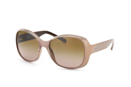 Dkny DY 4102 358613, Rectangle Sonnenbrillen, Grau