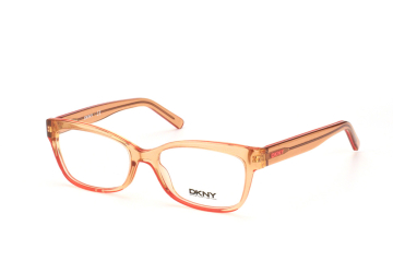 Dkny DY 4639 3609, Rectangle Brillen, Orange