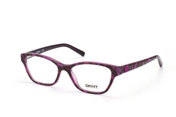 Dkny DY 4644 3616, Oval Brillen, Violett