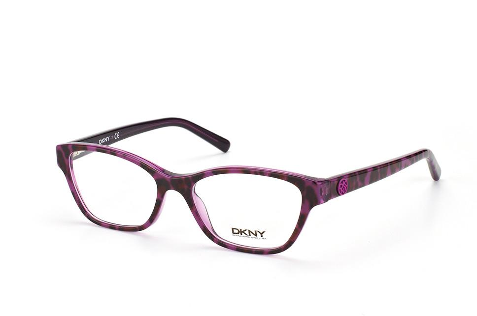 dkny dy 4644 3616 oval brillen violett g nstig kaufen. Black Bedroom Furniture Sets. Home Design Ideas