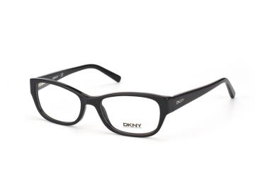 Dkny DY 4646 3001, Oval Brillen, Schwarz
