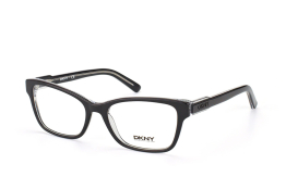 Dkny DY 4650 3131, Rectangle Brillen, Schwarz