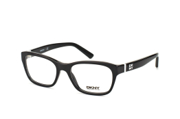 Dkny DY 4657 3001, Trapezoid Brillen, Schwarz