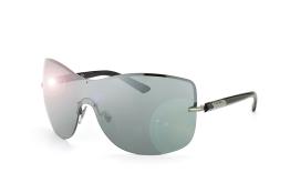 Dkny DY 5081 1003/6G, Singlelens Sonnenbrillen, Schwarz